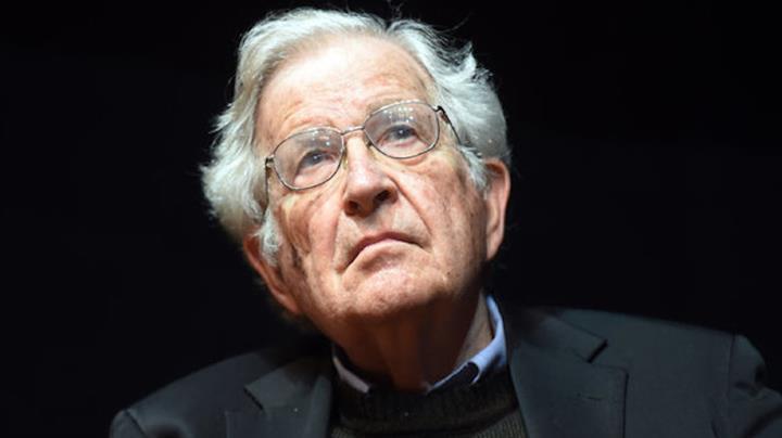 Noam Chomsky; psicolab;