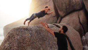 fiducia nel padre