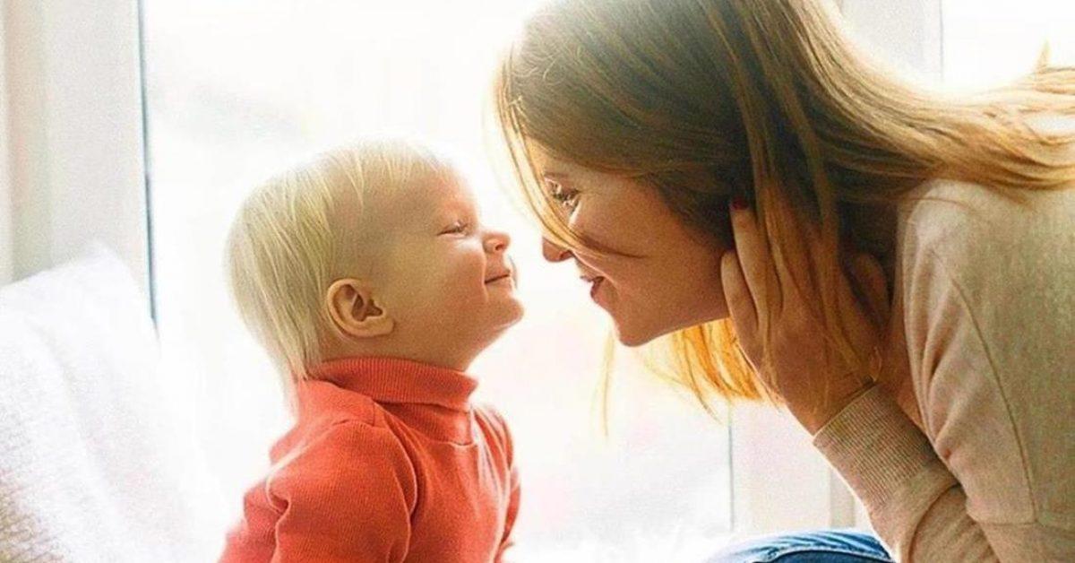 bambino; linguaggio; mamma;
